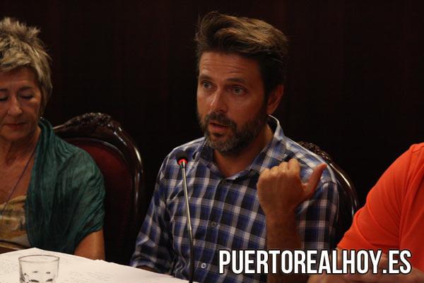 Alfredo Charques, Concejal de Cultura, Turismo y Comercio / FOTO: PRH