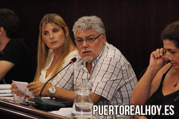 Andrés Rodríguez, Concejal de Fiestas y Deportes. / FOTO: PRH
