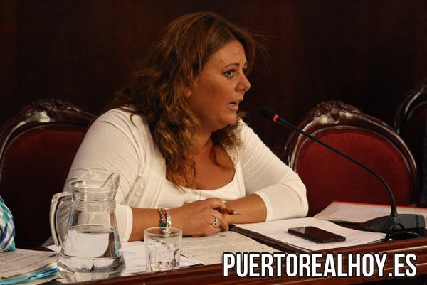 Elena Amaya, Concejal del PSOE. / FOTO: PRH