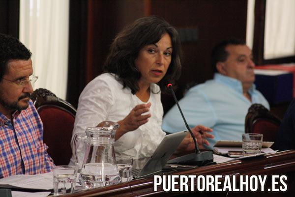 Maribel Peinado, Concejal del PA. / FOTO: PRH