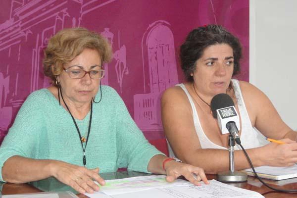 20151013_encarna_marin_antonia_rodriguez_consejo_local_infancia