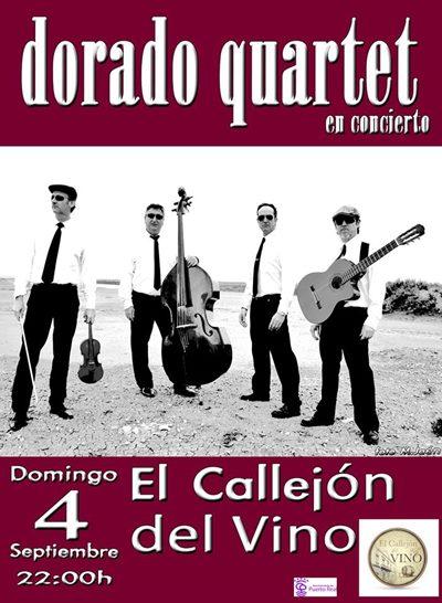 20160831_cartel_dorado_quartet_callejon_vino