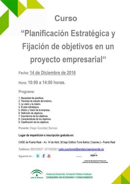 20161207_curso_cade_planificacion_proyecto_empresarial