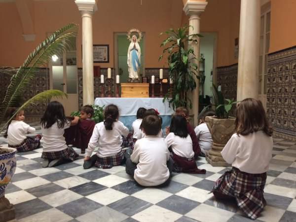 Foto: Colegio Juan Pablo II - Santo Ángel.