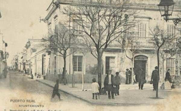 La antigua Cárcel de Puerto Real