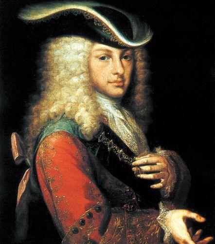 Felipe V de Borbón, el primero de la dinastía en España.