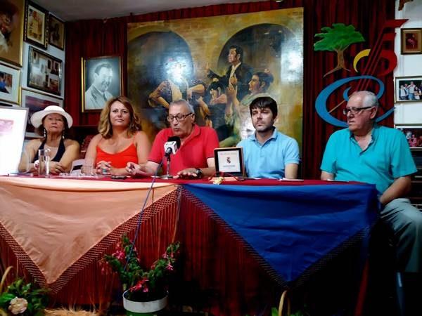 Presentación de la final del XXXIV Concurso de Cante por Livianas.