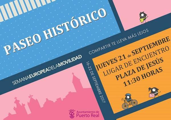 Paseo Histórico por Puerto Real
