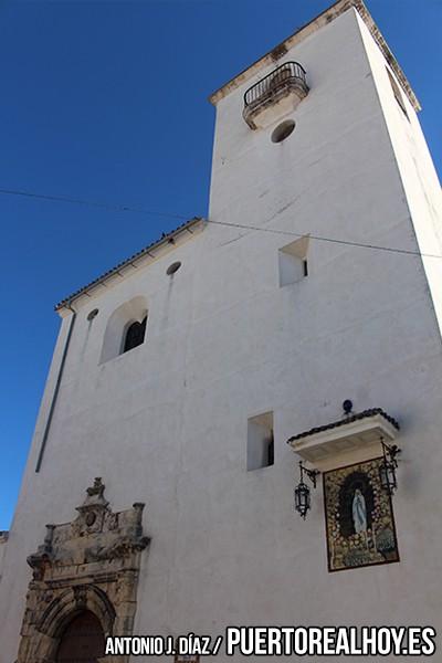 Torre de la Iglesia Prioral de San Sebastián
