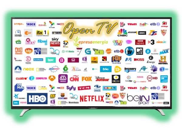 Canales disponibles a través de Epresa TV