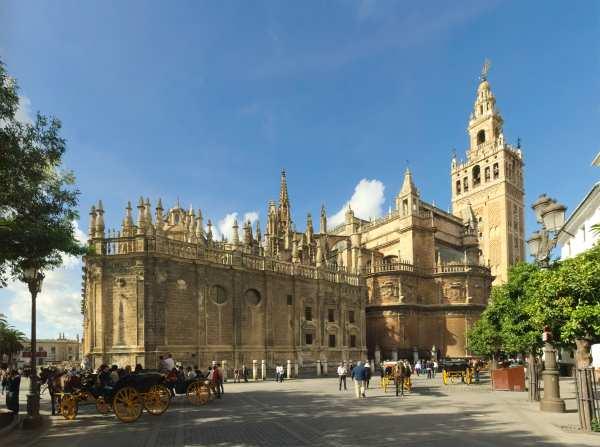 Catedral de Sevilla y La Giralda