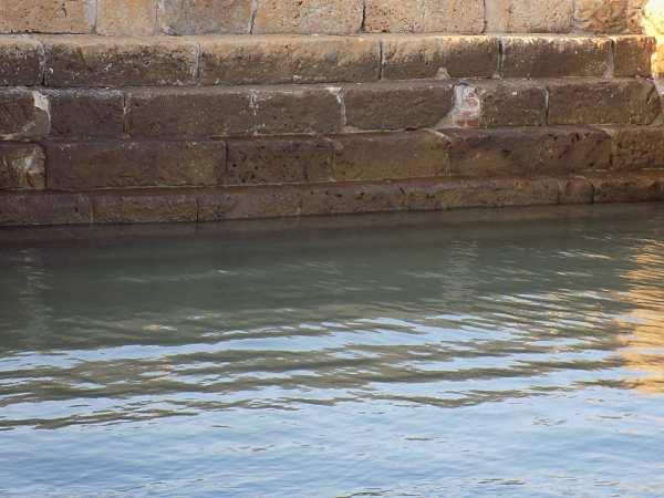 Escaleras del Paseo Marítimo de Puerto Real