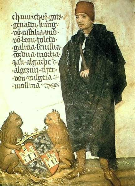 Enrique IV de Castilla.