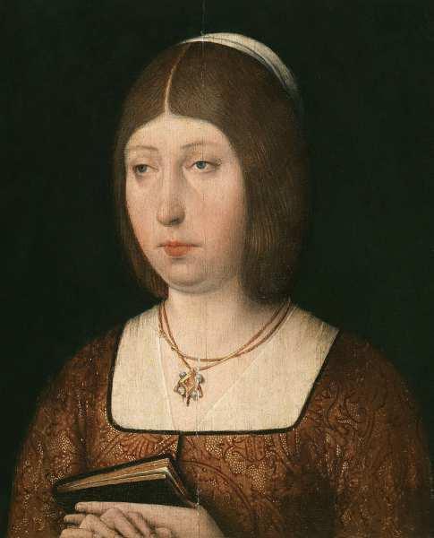 Isabel I de Castilla.
