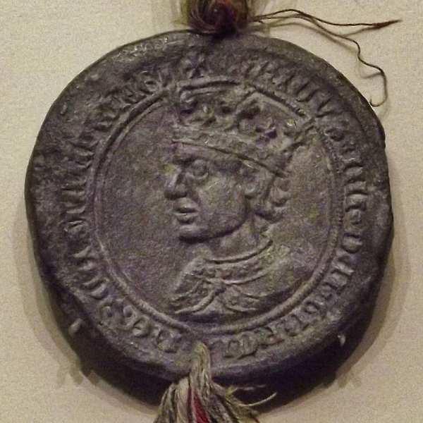 Sello de Enrique IV de Castilla.