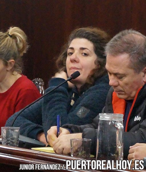 Encarna Marín, Concejala de Juventud y Asuntos Sociales