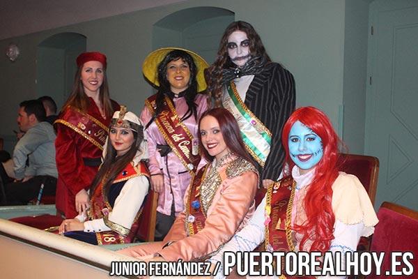 Piñoneras de Puerto Real 2018