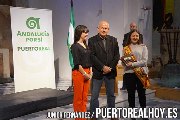 La Asociación de Damas de la Feria, premiada por Andalucía Por Sí.