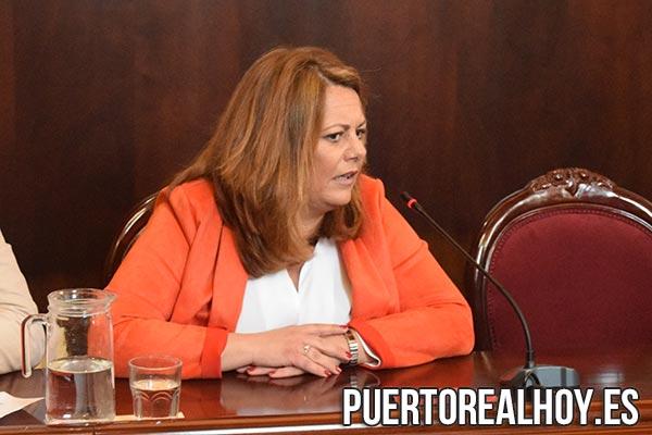Elena Amaya, Portavoz del PSOE Puerto Real.