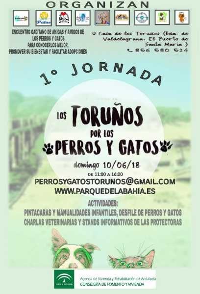 Primera jornada de Perros y Gatos en Los Toruños.