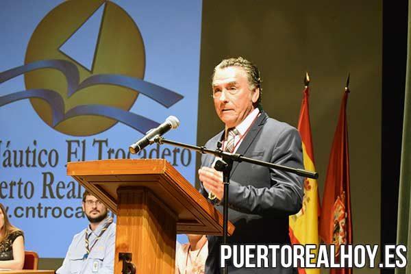 Carlos Muñoz Villarreal, Presidente del CN El Trocadero.