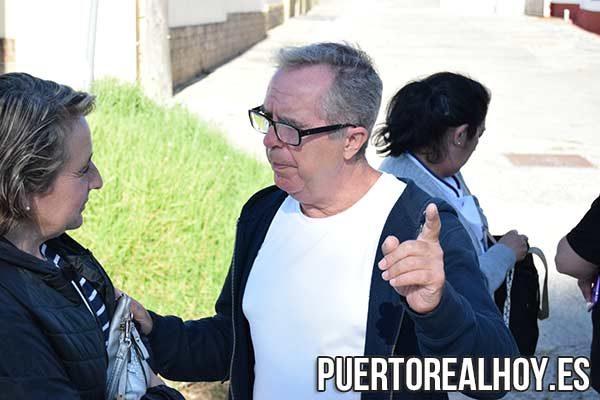 Miguel Ángel Díaz, Presidente de la Asoc. de Vecinos de El Marquesado.