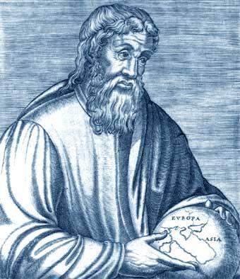 El Geógrafo Estrabón.