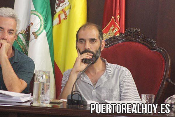 Antonio Romero, Alcalde de Puerto Real.