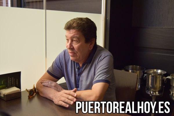 José Antonio Barroso, ex Alcalde de Puerto Real.