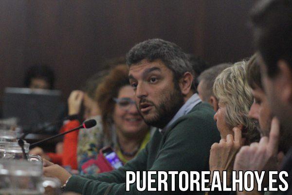 Antonio Villalpando, Concejal de Urbanismo.