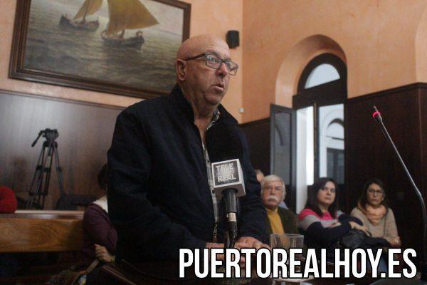 José Jiménez Villalpando, vecino de Puerto Real.