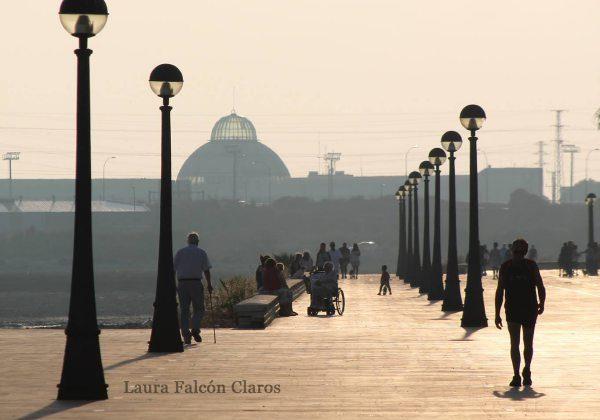 Paseo Marítimo de Puerto Real.