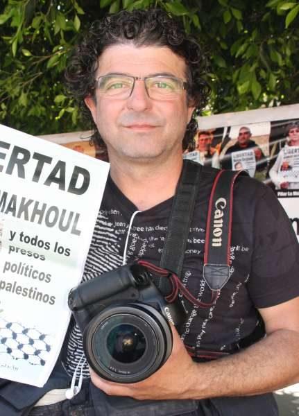 Antonio Vázquez, fotógrafo de La Voz de Cádiz.